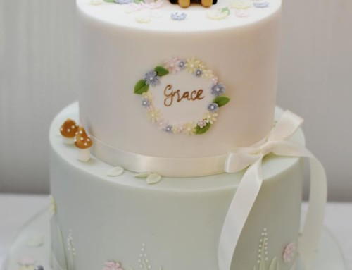 Grace's 1st Birthday Cake